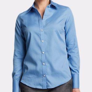 Calvin Klein Non-Iron Button Up Long Sleeve Shirt